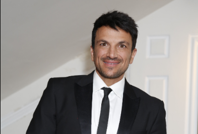 Peter Andre shares cute picture of Amelia and her big sister Princess