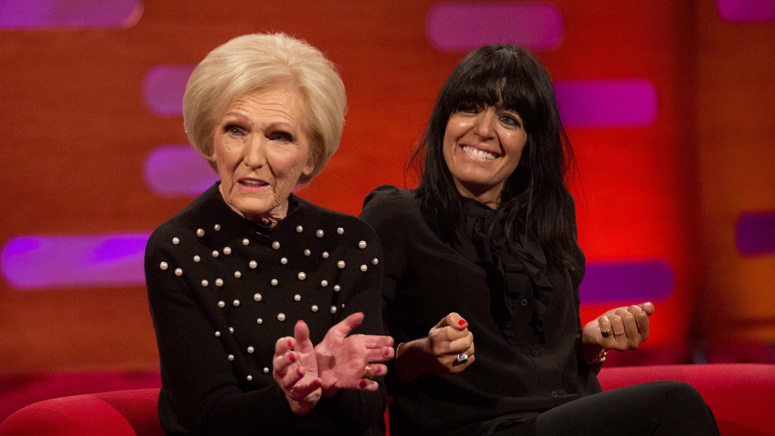 Mary Berry reveals she was arrested 25 years ago at airport