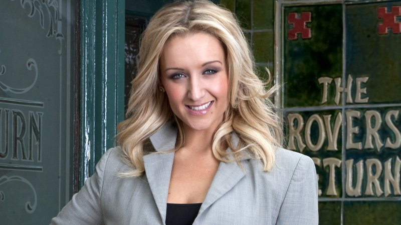 Catherine Tyldesley's new Corrie role revealed