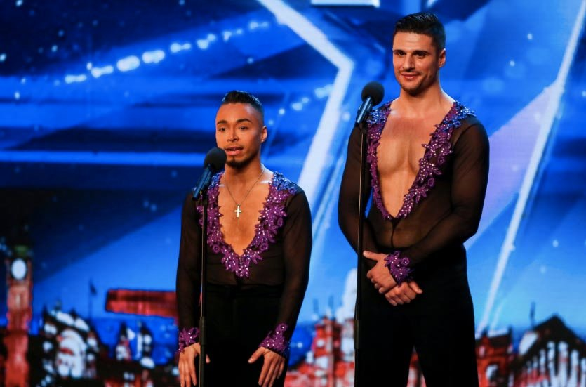 Britain's Got Talent judges make a dig at Strictly over same-sex couples