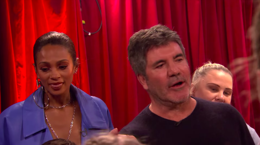Britain's Got Talent judges in tears as they break show protocol for first time ever