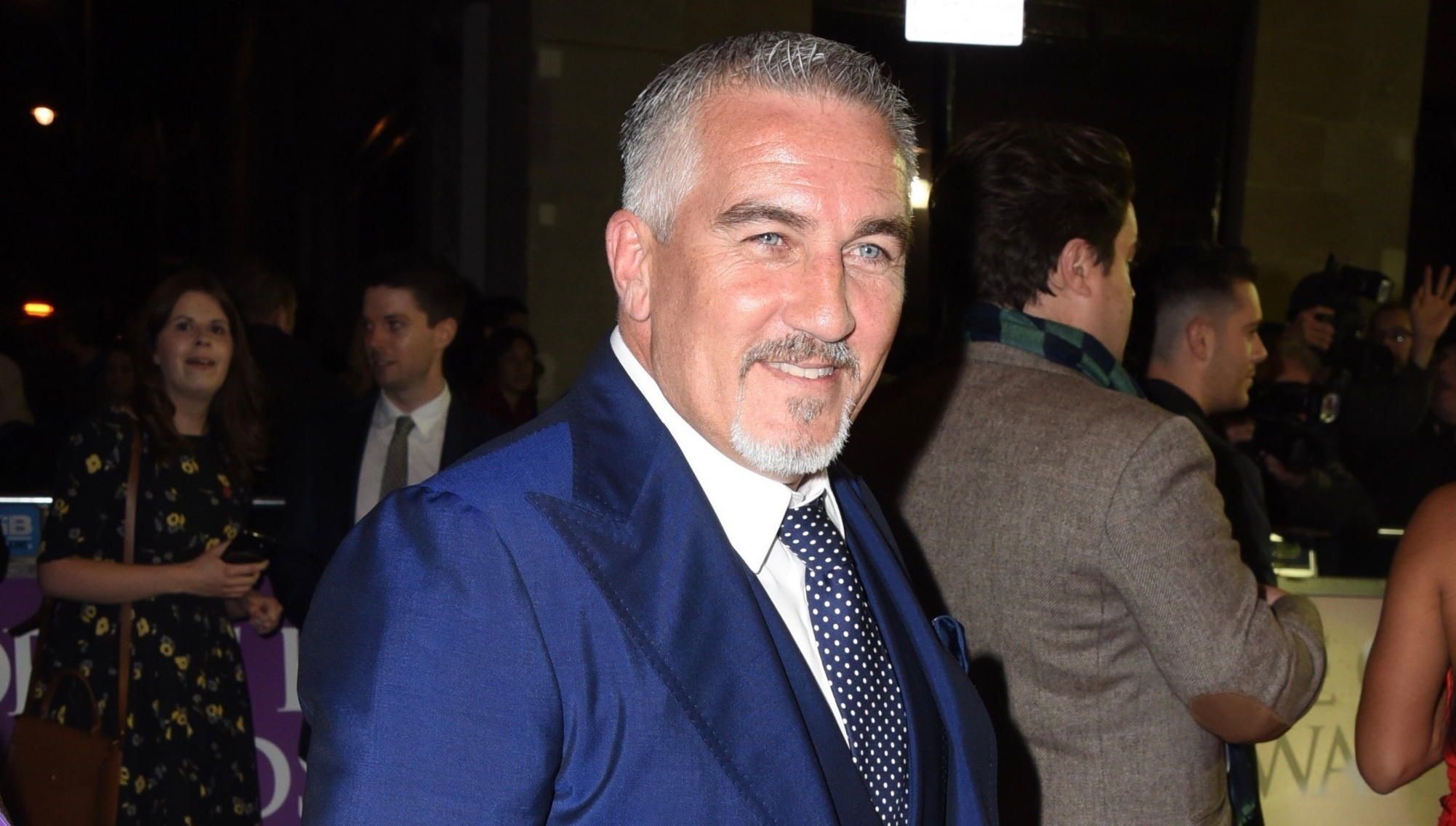 Paul Hollywood's ex-wife breaks her silence on their marriage meltdown