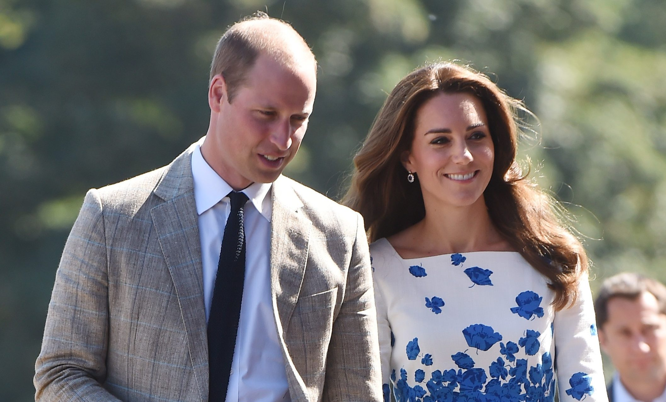 The Duchess of Cambridge gives birth to a baby boy!