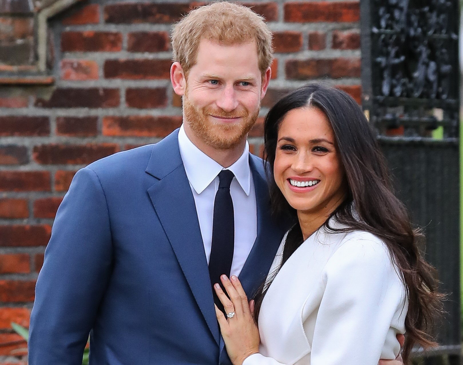 Harry and Meghan's first engagement as a married couple announced