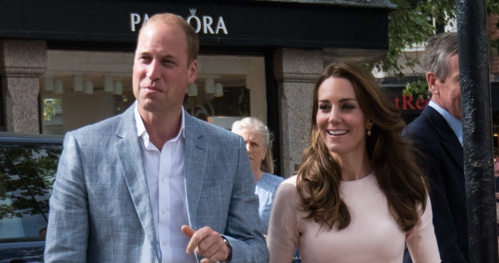 Bookies release odds-on favourite name as William and Kate welcome a son