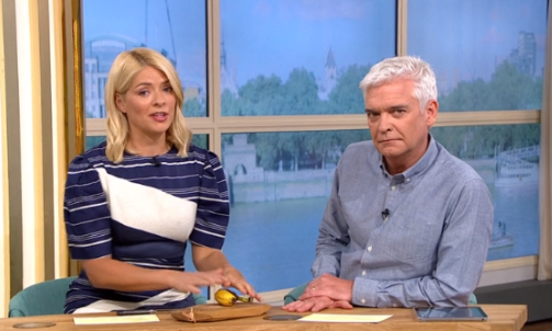 Holly Willoughby admits she's jealous of the Duchess of Cambridge