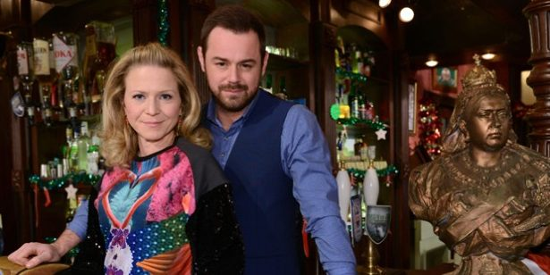 EastEnders fans believe Linda's alcoholism will spell the end of the Carters in The Queen Vic