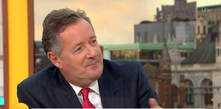 Piers Morgan issues a warning to Susanna Reid!