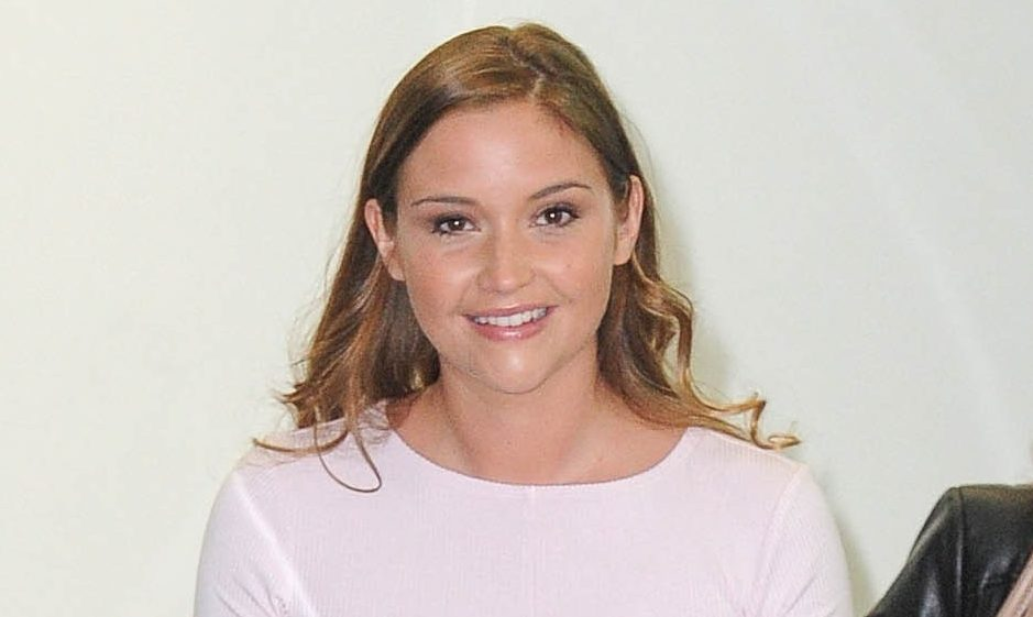 Jacqueline Jossa shares cute pic of daughters and rules out more kids