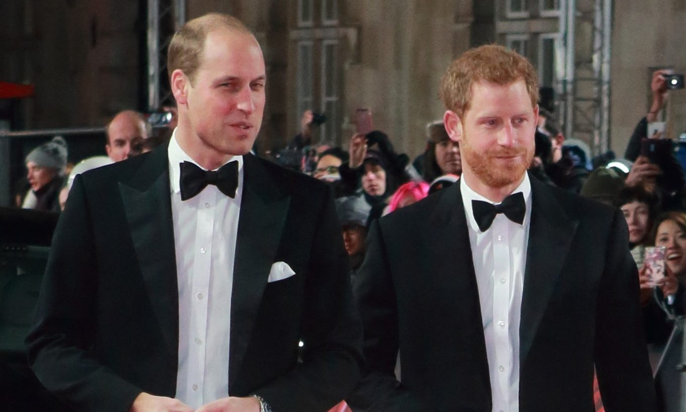 Prince Harry asks William to be his best man at royal wedding
