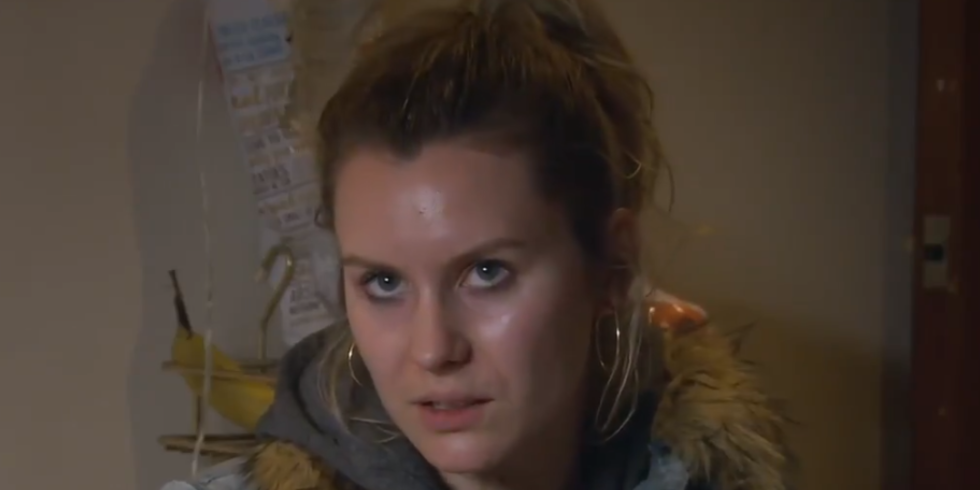 Emmerdale fans think they've spotted 'plot hole' in Dawn's social services story