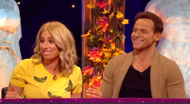 Holly Willoughby shocked by Stacey Solomon's Joe Swash confession