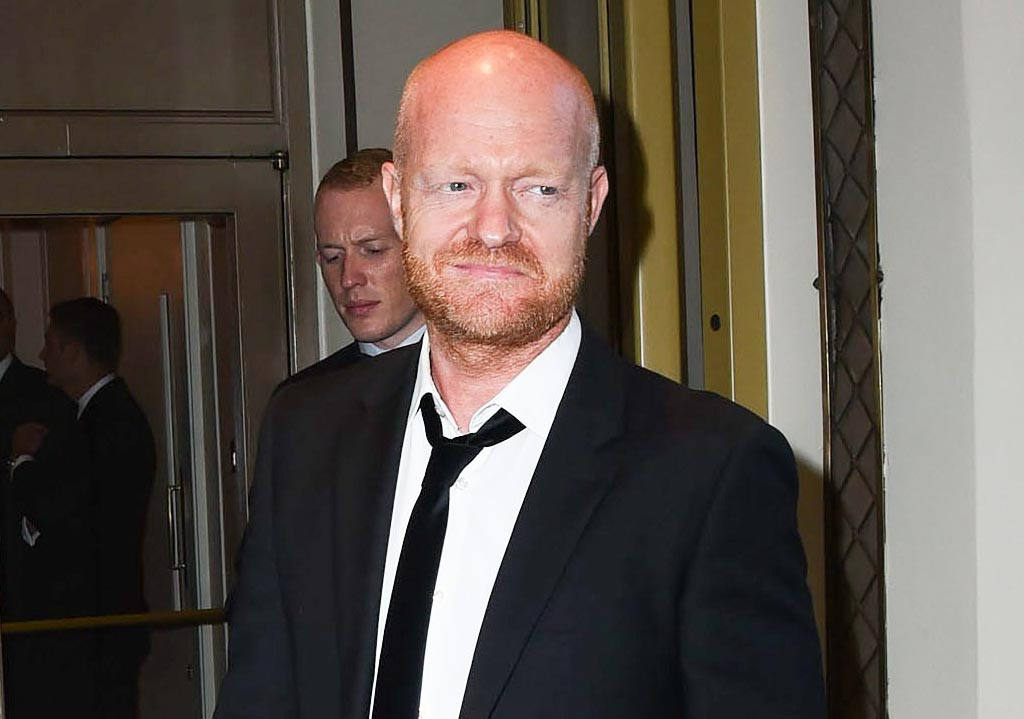 EastEnders' Jake Wood confirms new contract