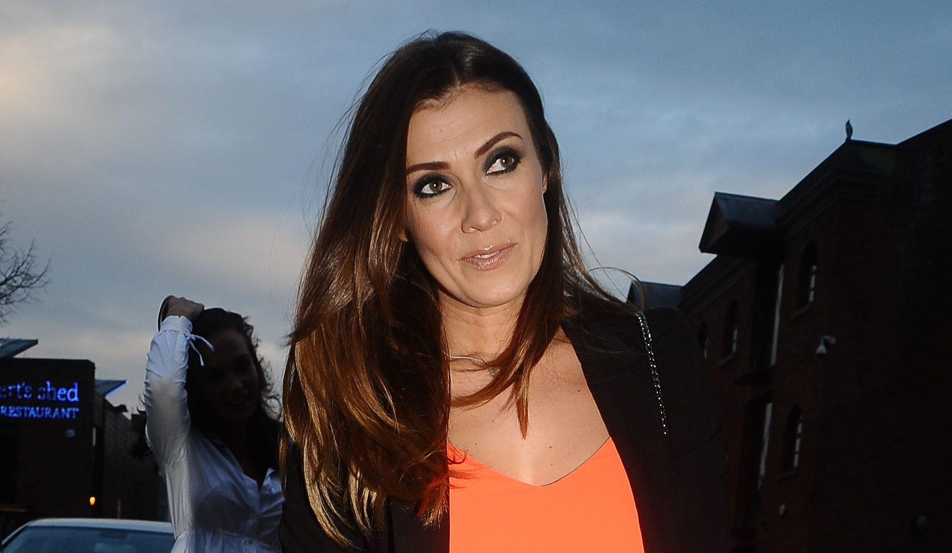 Kym Marsh breaks silence on split from Matt Baker