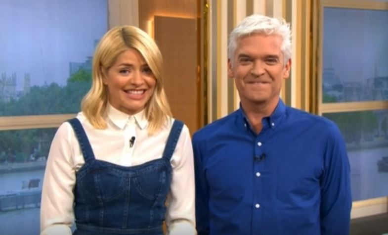 Phillip Schofield reveals what he and Holly Willoughby get up to off-camera!