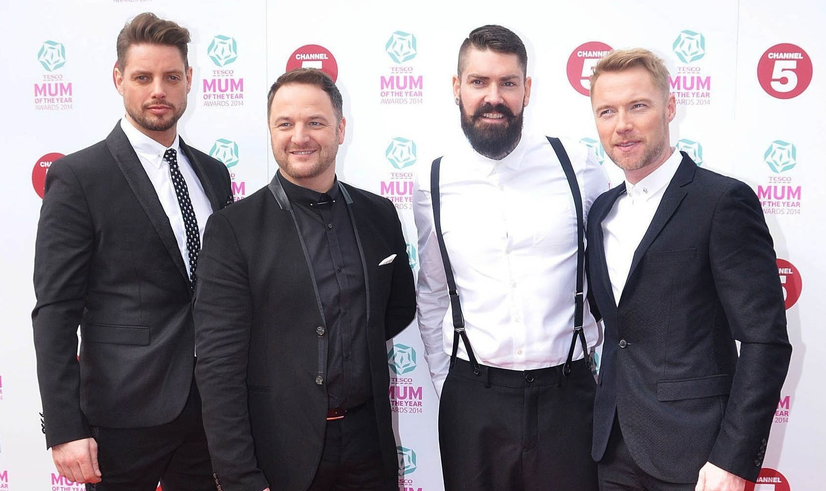 Boyzone confirm they're splitting after 25 years