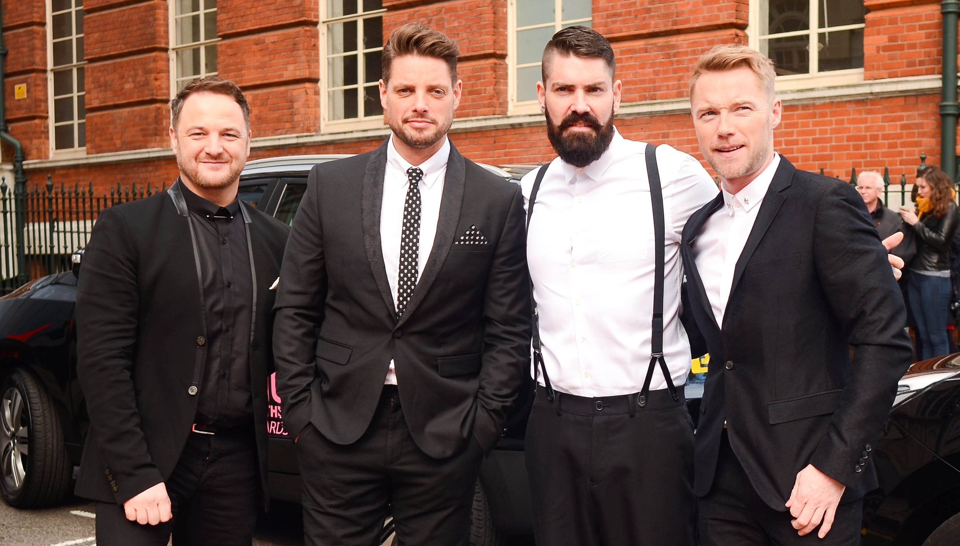 Keith Duffy thanks fans after Boyzone split news