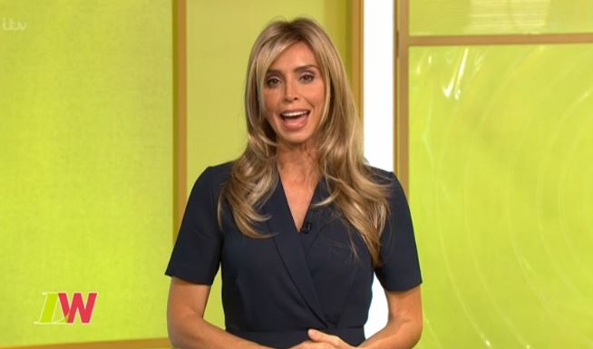 Christine Lampard reveals 'new' long blonde hair