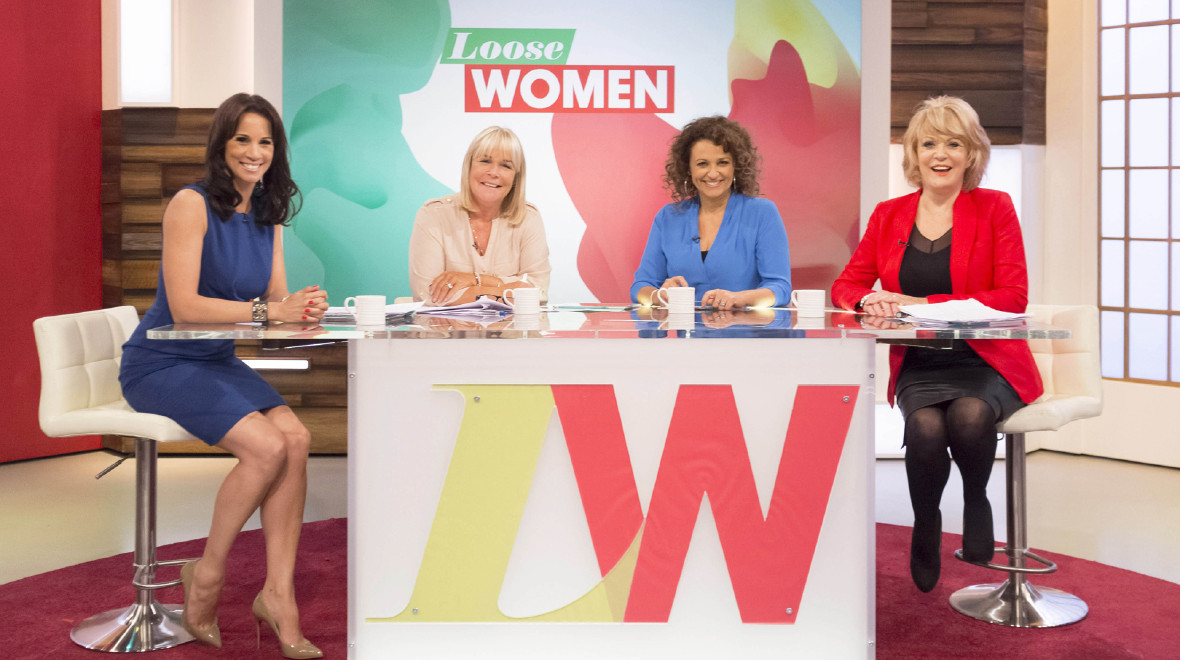 Spice Girl joining Loose Women panel next week!