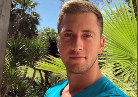 Dan Osborne shares sweet snap of son Teddy comforting little sister Ella after mishap