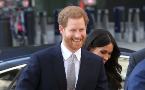 Prince Harry for Strictly Come Dancing?