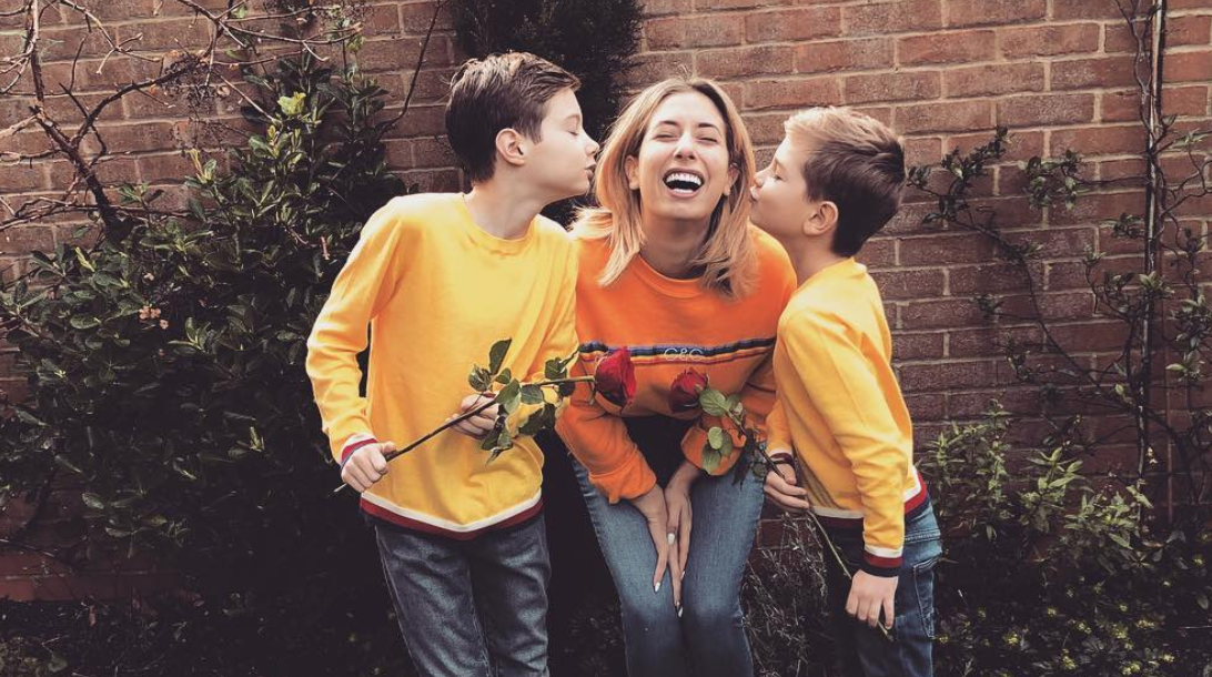 Stacey Solomon fans praise star for tackling controversial topic