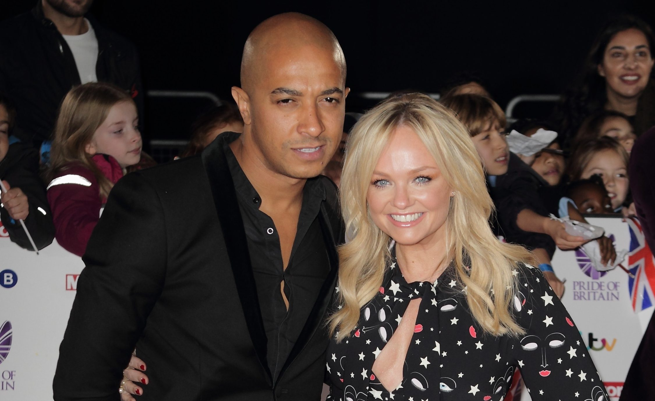 Emma Bunton shares beautiful pic of youngest son
