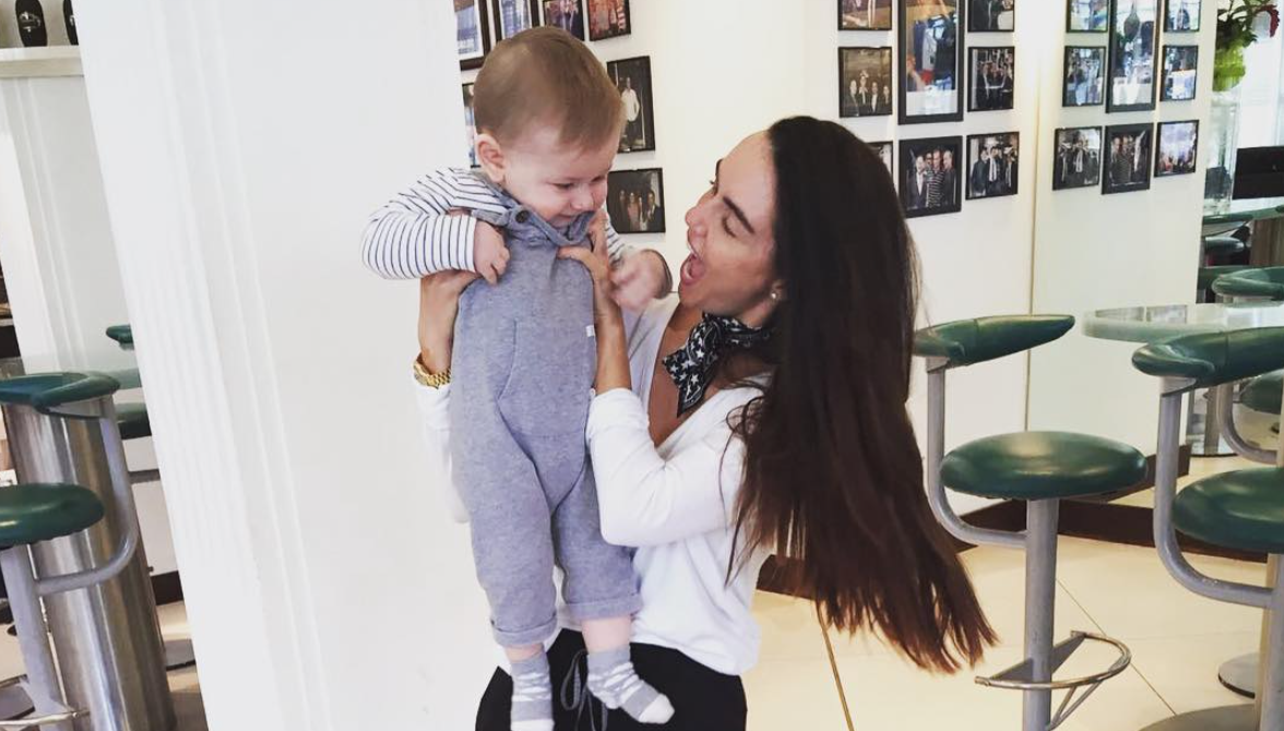 Jen Metcalfe speaks honestly about life as a mum