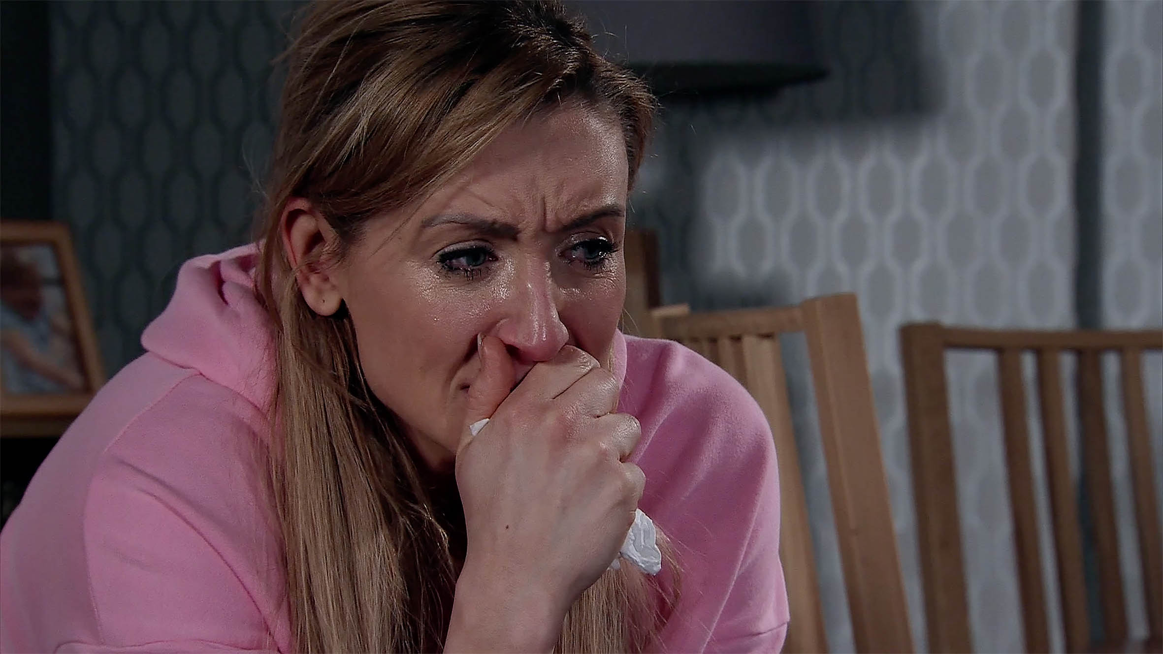 Corrie's Eva's baby secret is about to be exposed