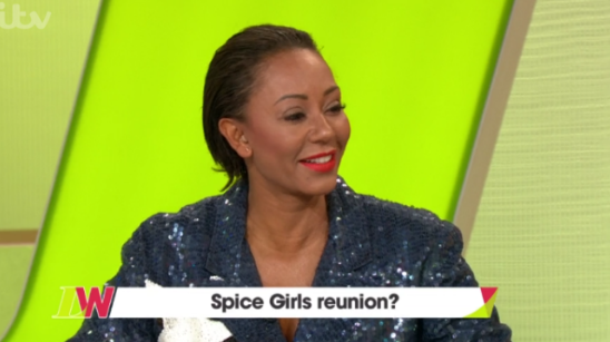 Mel B reveals BIG Spice Girls reunion news