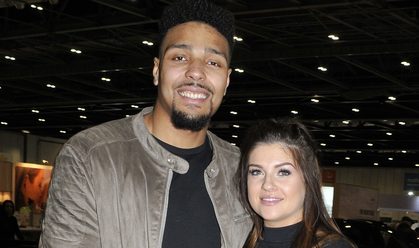 Jordan Banjo S Girlfriend Calls Him Perfect After Baby S Birth Entertainment Daily