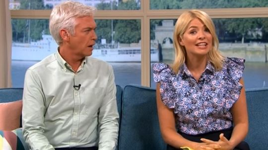 Holly Willoughby says one man is enough for her!