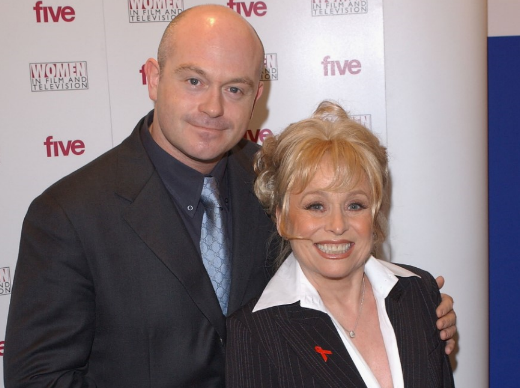 Ross Kemp issues statement about Barbara Windsor