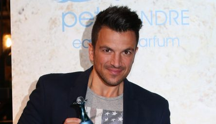 Peter Andre faces parenting dilemma with son Junior