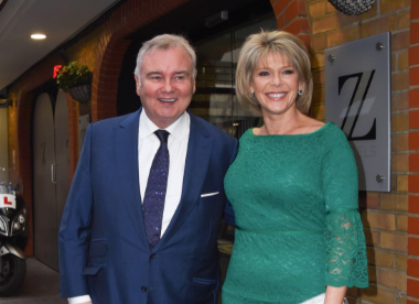 Eamonn Holmes and Ruth Langsford share sweet snaps as they celebrate anniversary