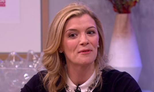 Corrie's Jane Danson pays tribute to soap star husband