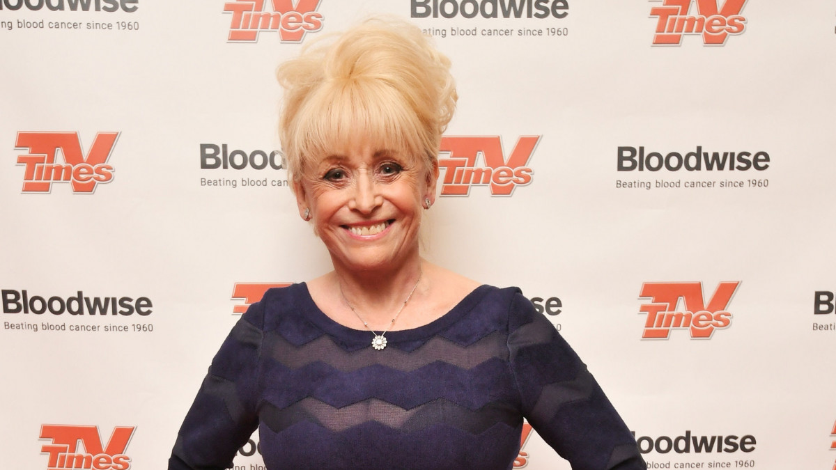 Barbara Windsor sends Jane Moore emotional message on Loose Women