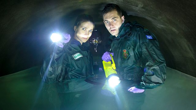 Casualty SPOILER: Iain and Sam make life-changing decision in storm drain drama