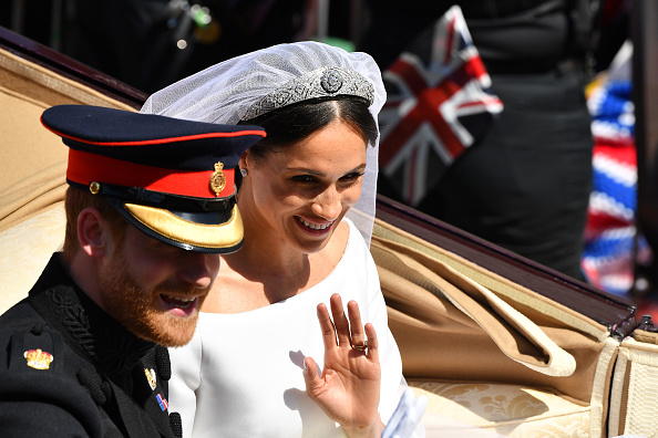 Duchess of Sussex used an emoji to hire her wedding make-up artist
