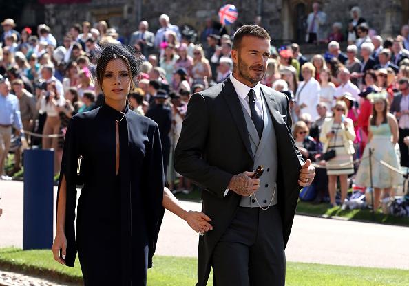 "Victoria Beckham calls royal wedding the ""best day"""