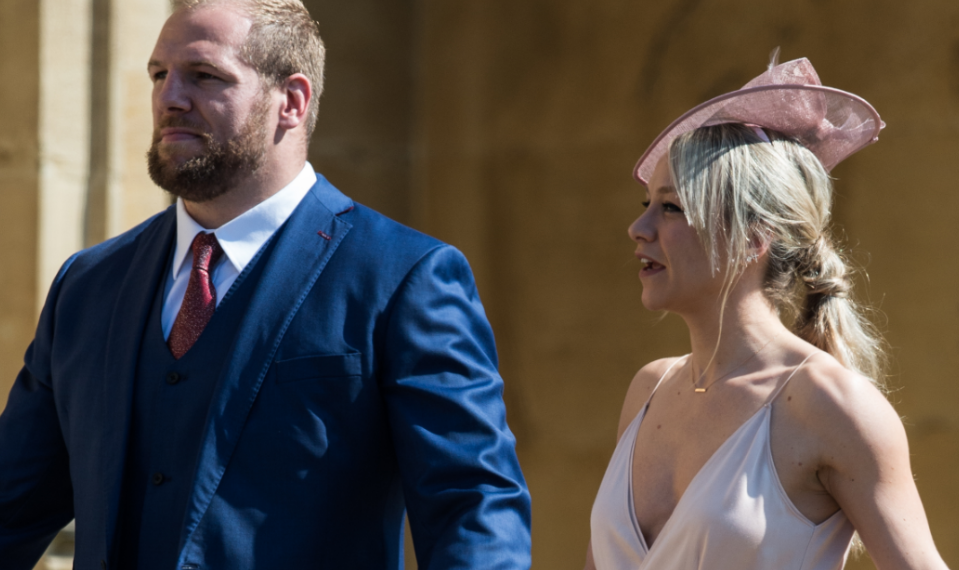 Chloe Madeley wants a Royal Wedding just like Harry and Meghan's!