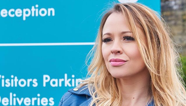 Kimberley Walsh lands role in Channel 4 drama