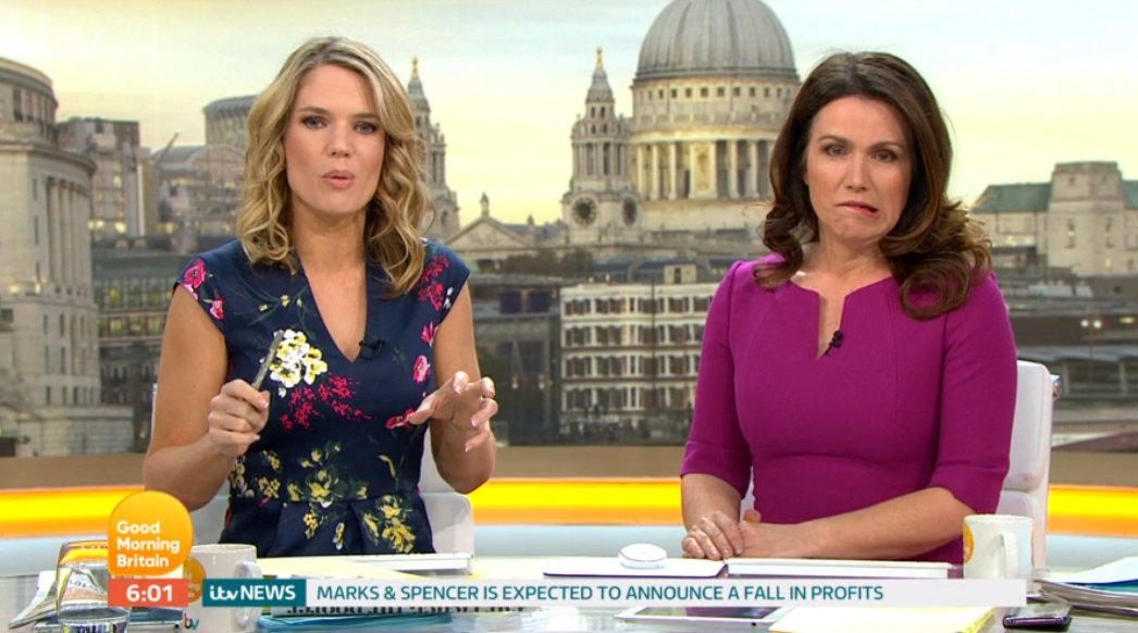 "Charlotte Hawkins says she's ""taken action"" against Piers Morgan"