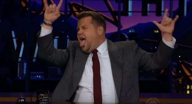 YouTube / The Late Late Show With James Corden