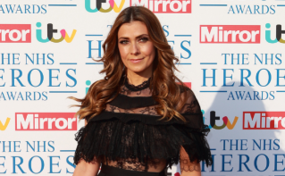Kym Marsh addresses rumours Shayne Ward could go on I'm A Celebrity