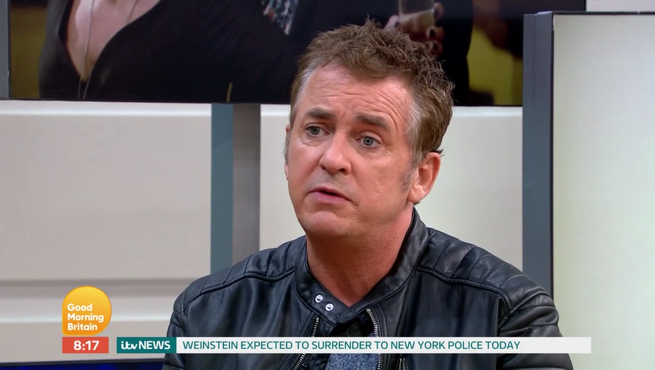 Shane Richie praises Barbara Windsor's husband following her Alzheimer's diagnosis