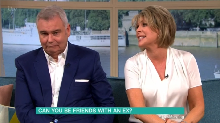Eamonn Holmes reveals royal wedding guests he wouldn't have invited