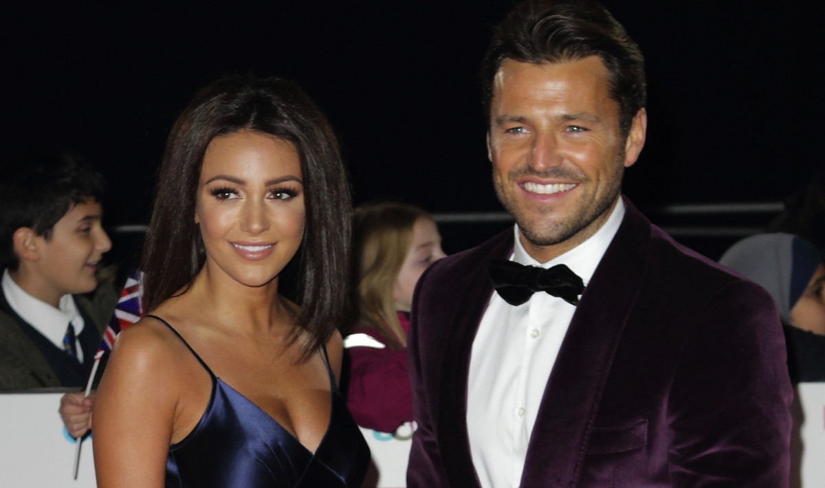 Michelle Keegan hits back at relationship claims