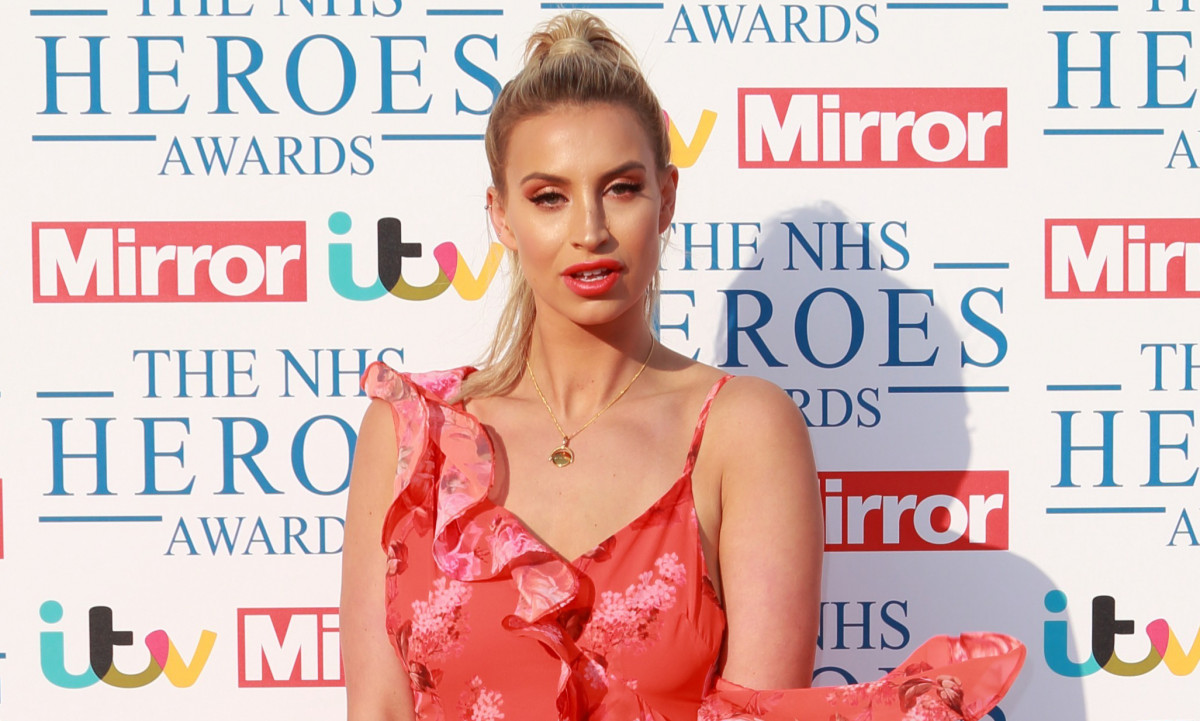 Ferne McCann opens up about sharing parenting with jailed Arthur Collins - and claims she's ready to date again
