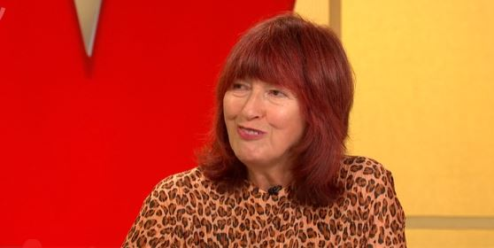 Janet Street-Porter apologises for swearing on Loose Women